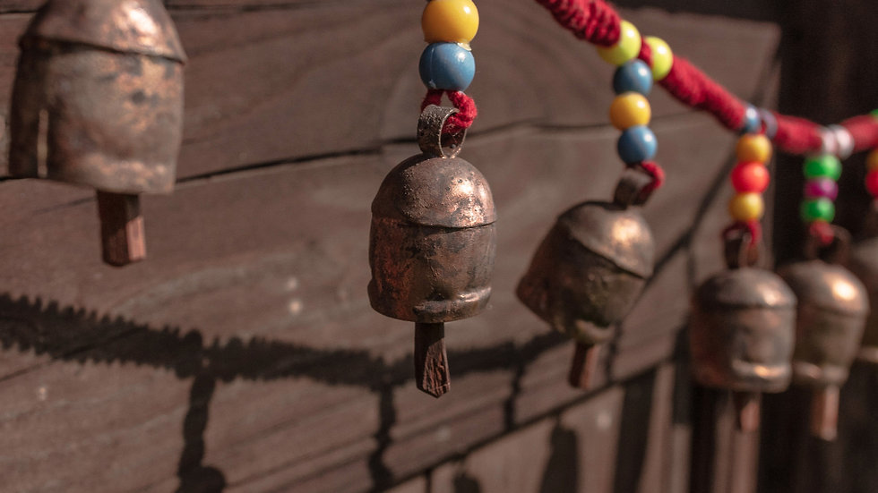 Sounds from Kutch - Camel Rope Bells