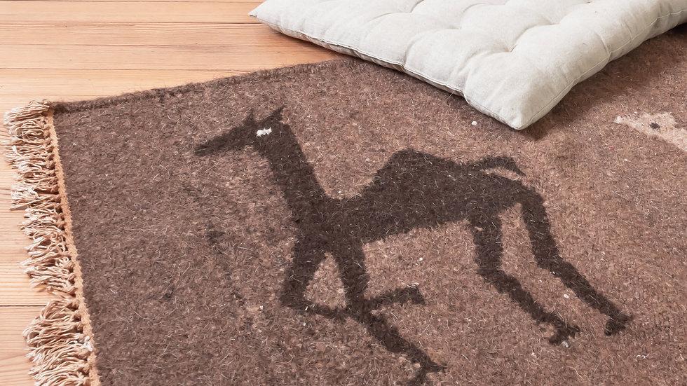 Raikas' Camel Wool Dhurry