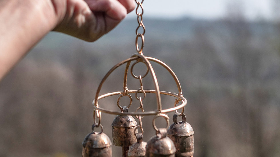 Sounds from Kutch - Hanging Metal Bells