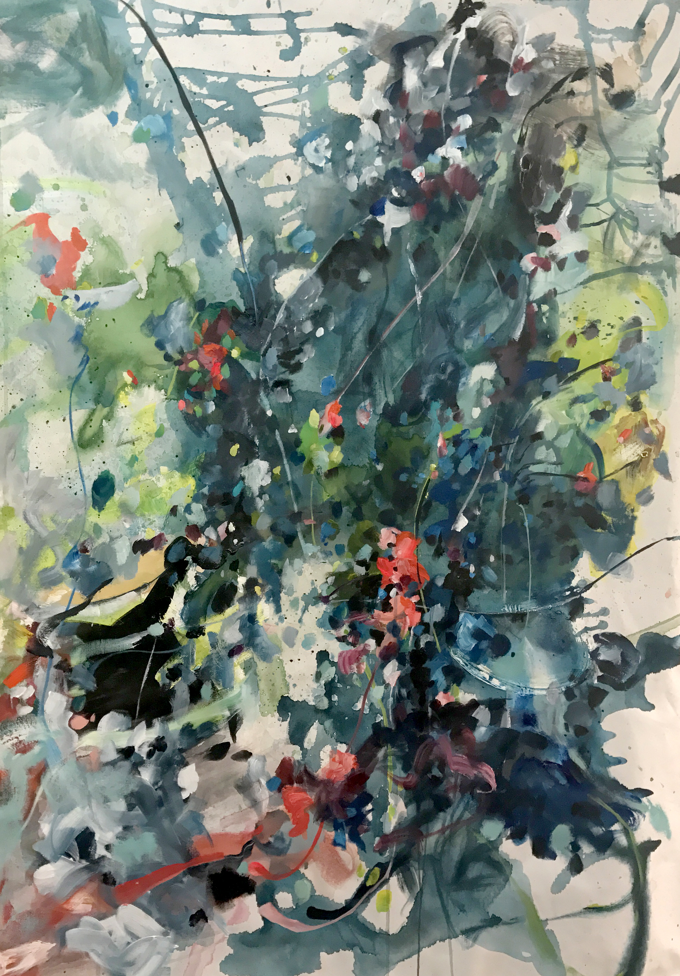 spring.in.new.york.III.81x100cms