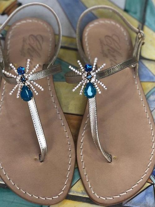 Sandalo gioiello MOSCA