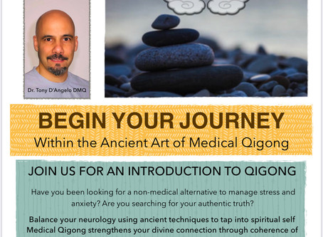 FREE CLASS - Discover Medical Qigong