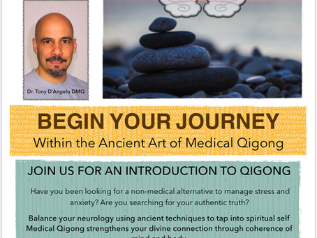 FREE CLASS - Discover Medical Qigong