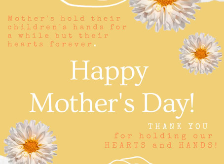 Gratitude for being Mothered by Many
