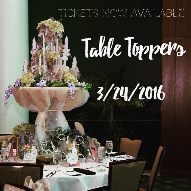Table Toppers Social Media Piece