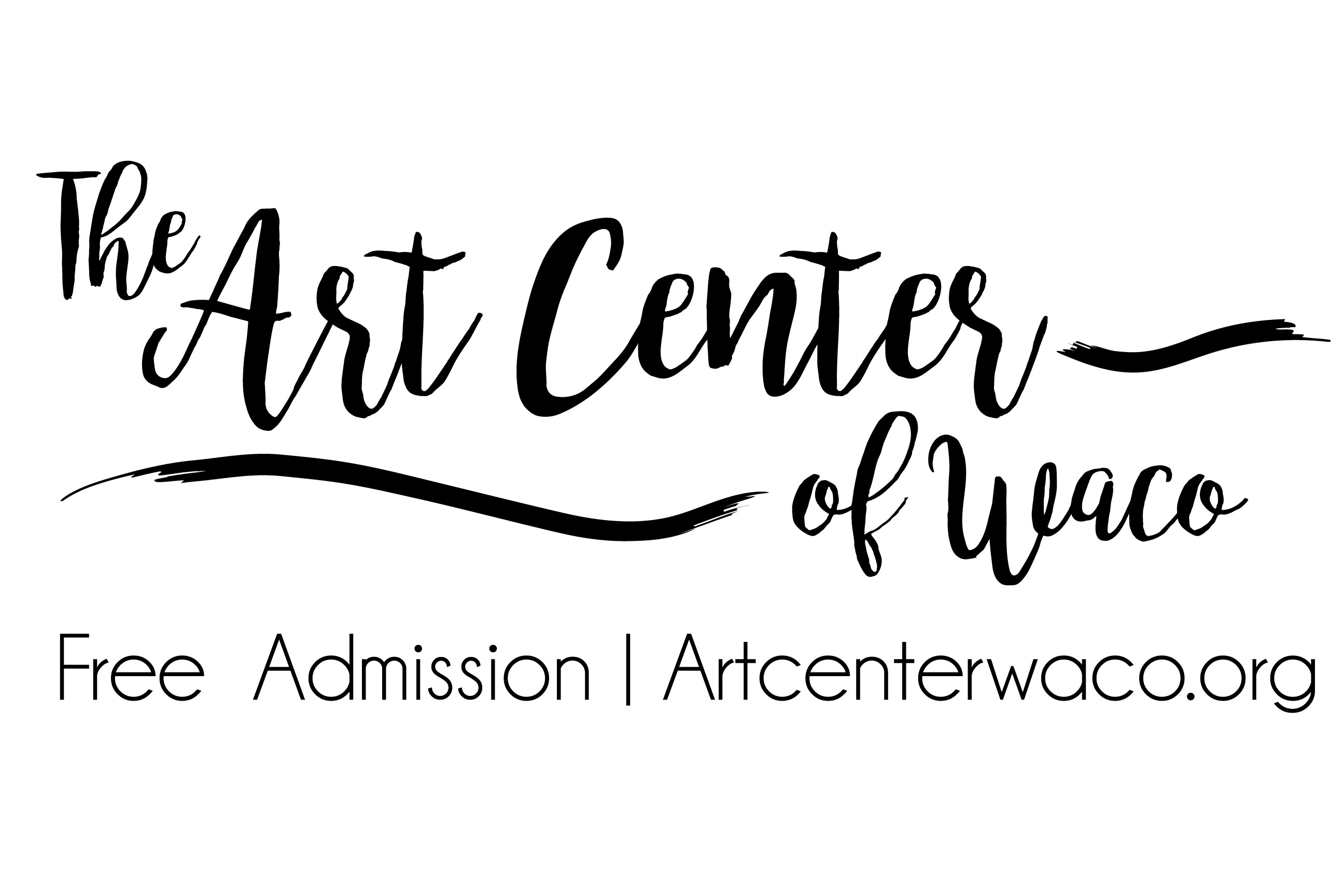 The Art Center front sign