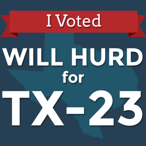 Will Hurd Share Graphic