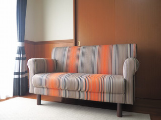 オーダーメイドのソファ製作します。