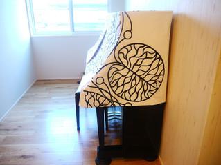 marimekkoボットナのピアノカバー完成しました。