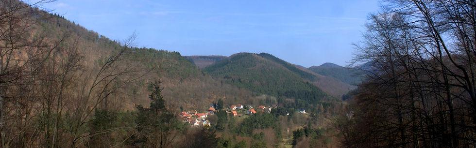 Le Hameau de Wengelsbach
