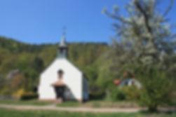La Chapelle Saint Joseph à Wengelsbach