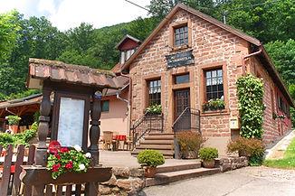 Le restaurant au Wasigenstein à Wengelsbach