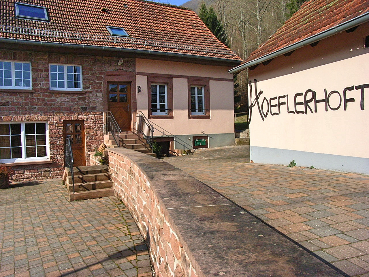Der Hoeflerhoft in Wengelsbach
