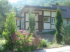 Das Hiesele, Ferienhaus im Elsass