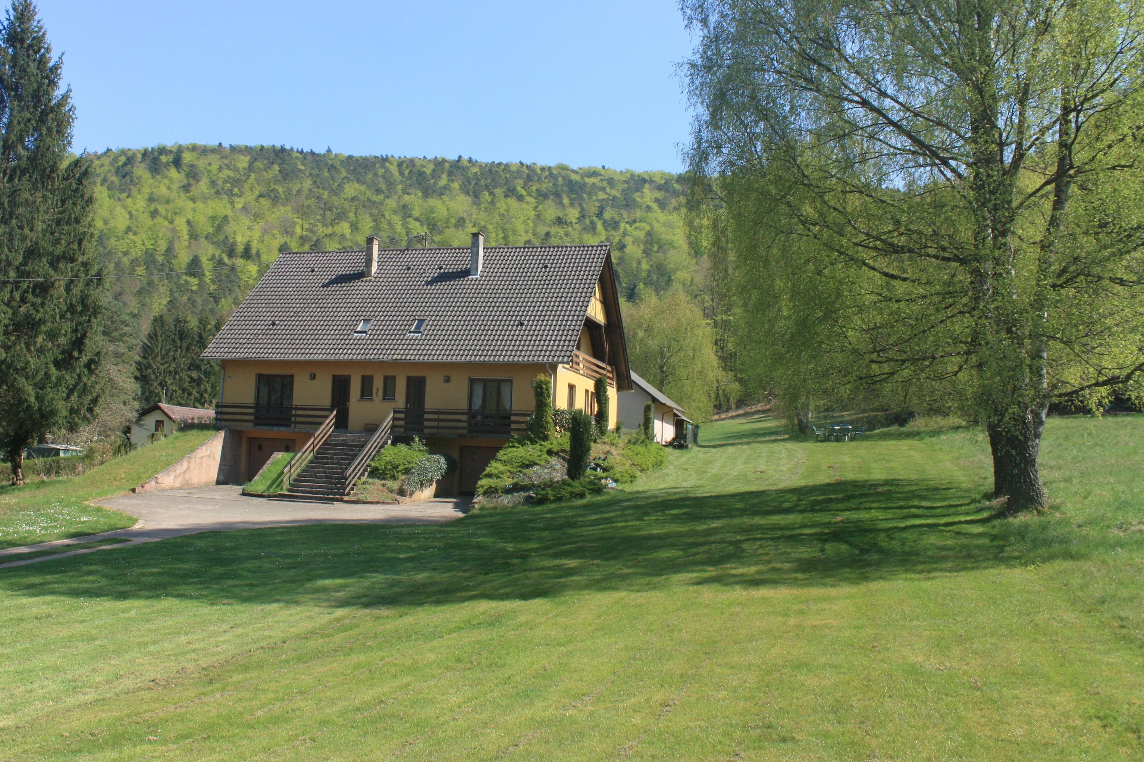Das Grosse Huss in Wengelsbach