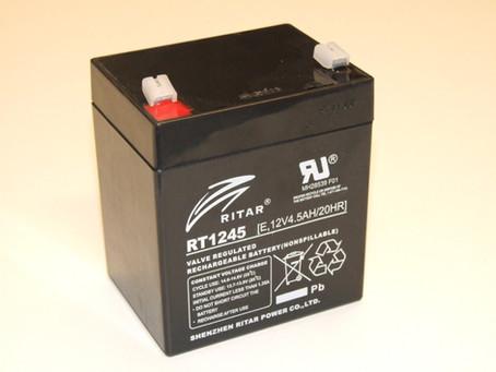 UN2800 Batteries, wet, non-spillable