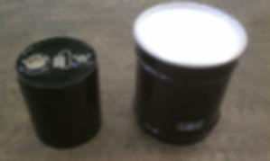Steel drum, steel pails, UN specification, UN spec, 1A2, 1A1, hazmat, hazardous material, dangerous goods, DG shipments, IATA, CFR49, ICAO, IMDG code, DGR, restricted articles, RA