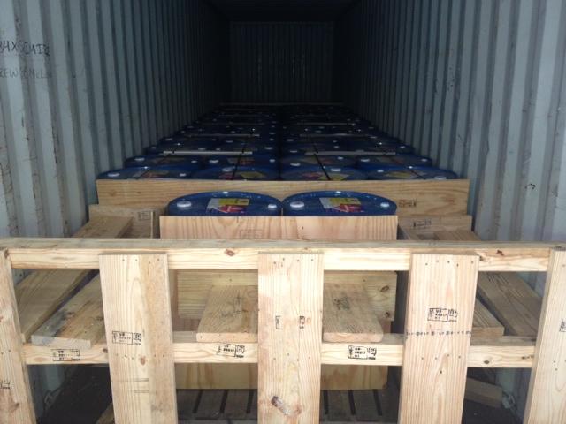 DG container