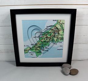 3D Map Frames