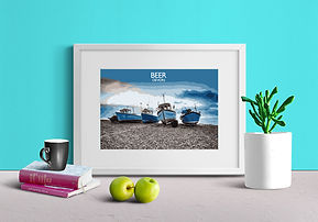 Coastal Illustrations