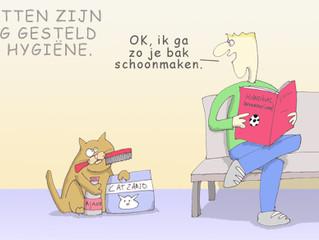 Kattenbak Service