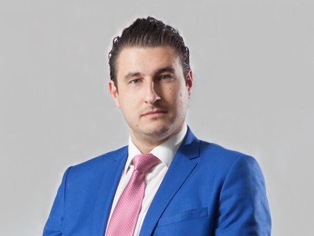 Krasimir Terziev joins Orbital Connect