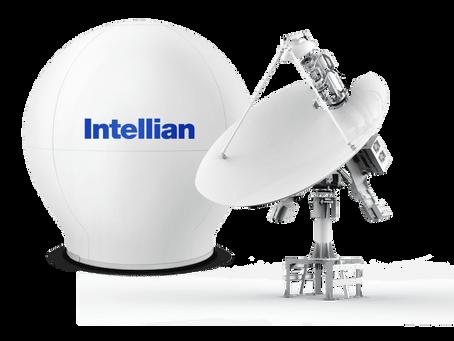 Intellian Launches New 2.4m Dual-Band VSAT Antenna