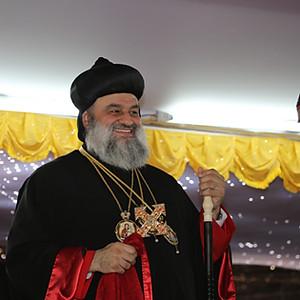 Ignatius Aphrem II visit Maramon
