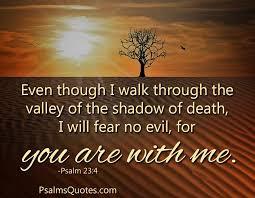 Psalm 23 King James Version (KJV)