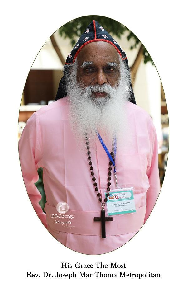 His Grace The Most Rev. Dr. Joseph Mar T