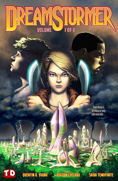 Dreamstormer: Volume 1 (Original Graphic Novel)