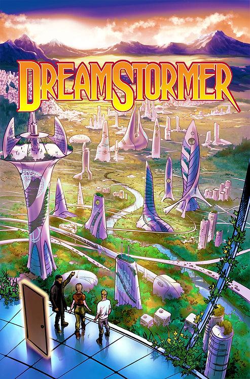 Dreamstormer (Original Graphic Novel)