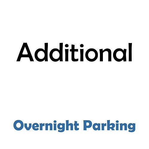 Additional Overnight Parking