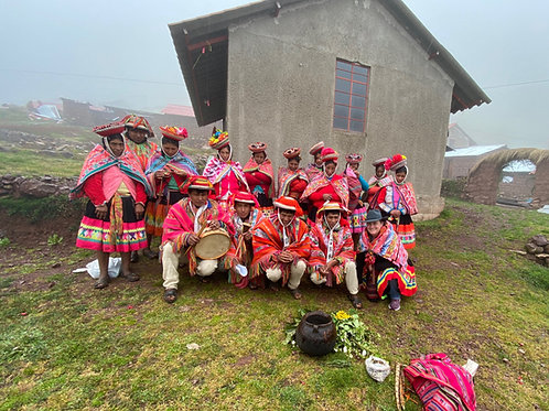 Textile Traditions of Peru