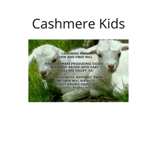 Cashmere Kids Farm