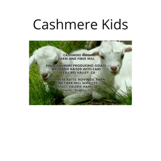Cashmere Kids Farm