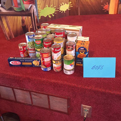 VBS Canned Food Drive 2