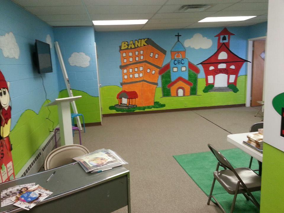 KidsTown Room