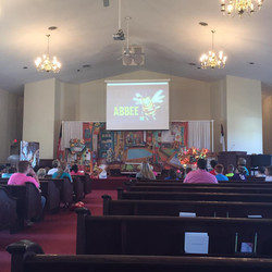 VBS Group Worship