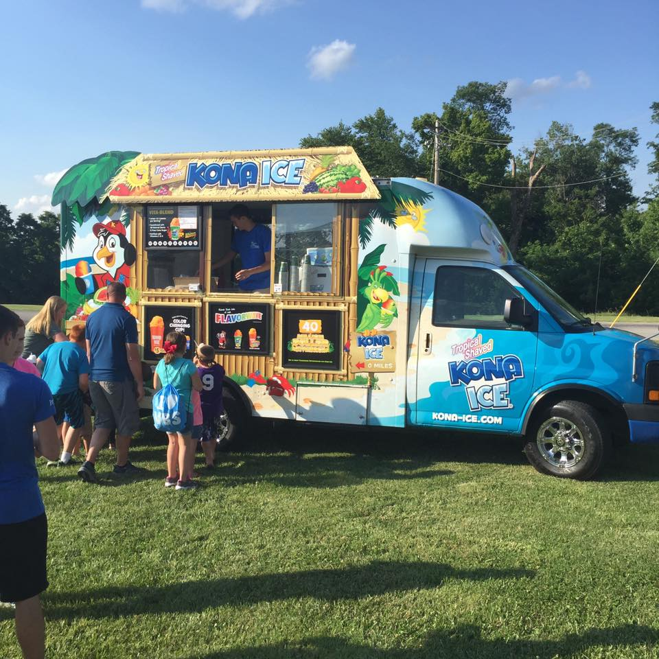 VBS Kona Ice Night