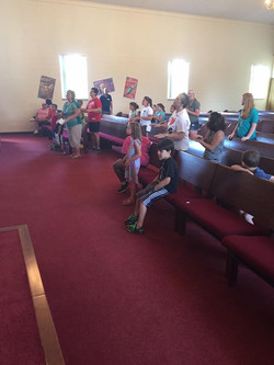 Worship Time VBS