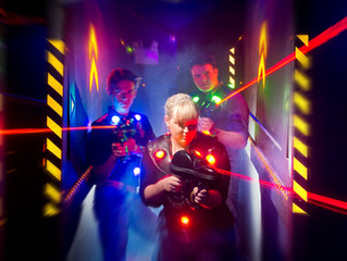 Laser Tag This Friday!