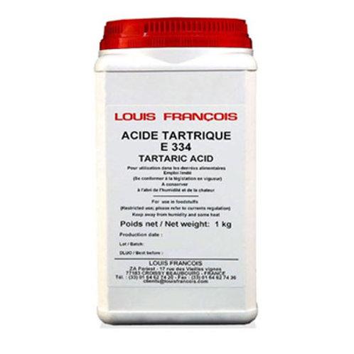 Acide Tartrique (Винная кислота)