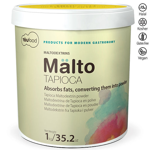 Mälto Tapioca - Мальто тапиока