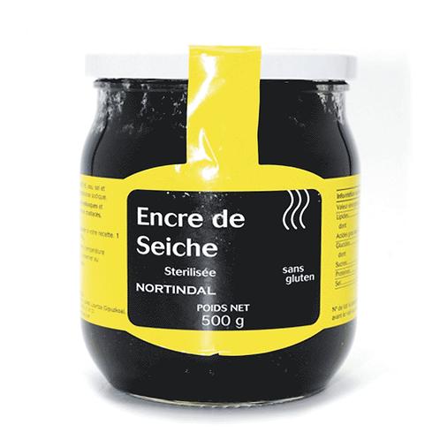 Encre De Seiche - Чернила Каракатицы