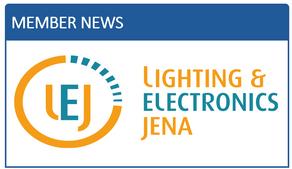Lighting & Electronics Jena presents new LED light sources