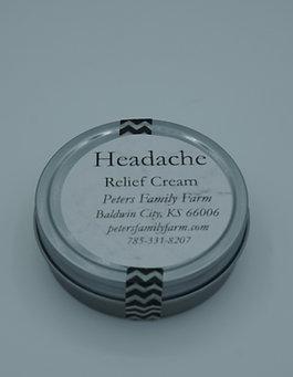Headache Relief Cream