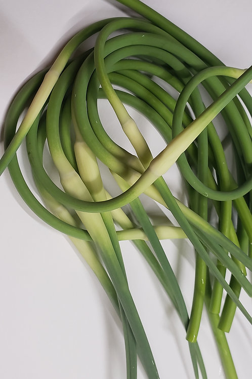 Garlic Scapes, choose quantity to see price