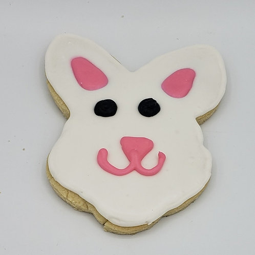 Individual sugar cookie