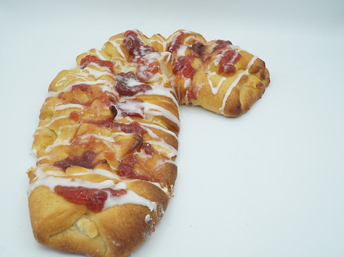 Cream Cheese Filled Pastries